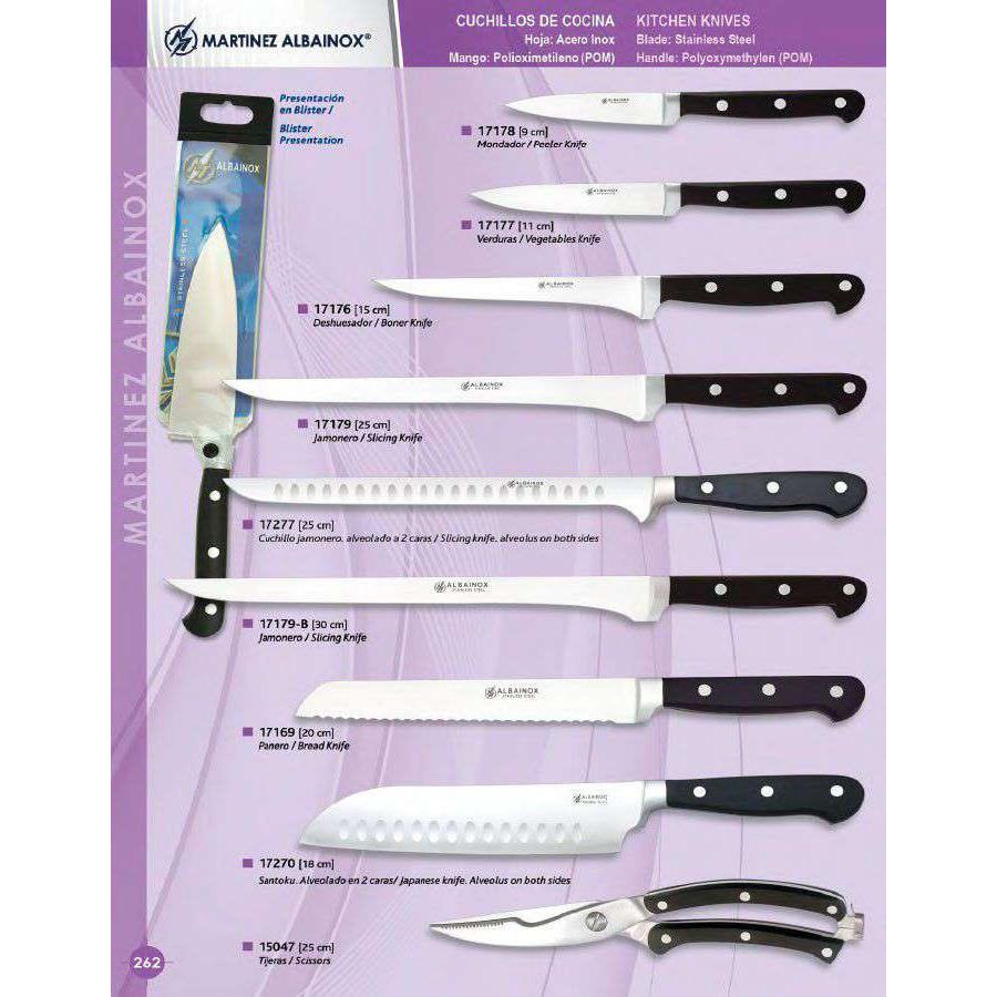 Cuchillo de cocina forjado 3 cuchilleria el artesano for Cuchillos cocina