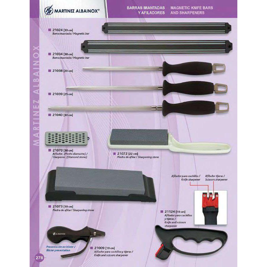 Afiladores o iman de cuchillos cuchilleria el artesano - Iman para cuchillos ...