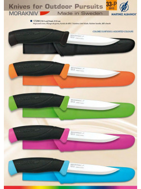 EXCLUSIVO CUCHILLO DE COLORES MORAKNIF