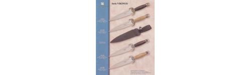 Cuchillos Vikingos y Arabes