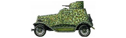 Vehiculos guerra civil