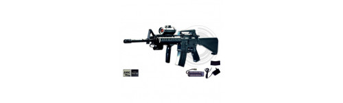 Metralletas  Airsoft Electricas