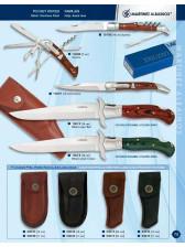 navaja laguiole o cuchillo plegable o fundas