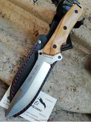 CUCHILLO WARFARE OLIVO 195O...