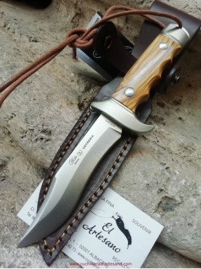 Mount knife of  falconry 4402