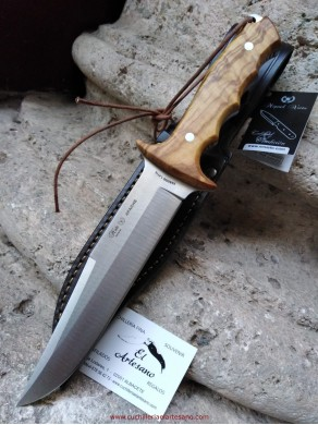 Knife of mount  apache 1042