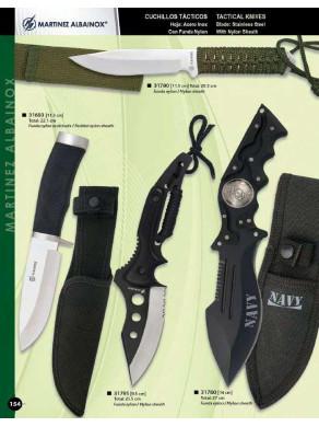 cuchillos tacticos y navy