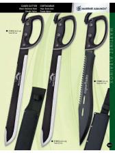 machete cortacañas