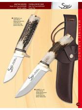 Cuchillo de artesanía ciervo