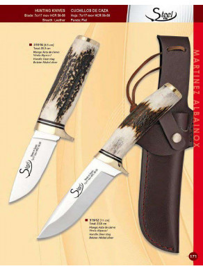 cuchillo de artesania