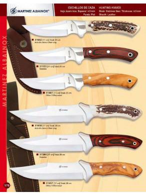 cuchillo de caza de stamina...