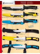 cuchillo de submarinismo