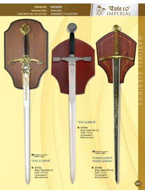 espadas excalibur y...