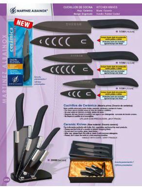 cuchillo de ceramica