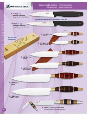 cuchillos canarios o mondadores