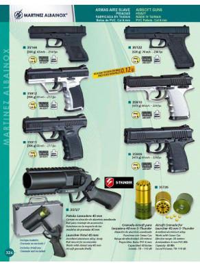 armas aire suave pesadas