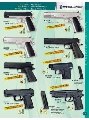 pistola gas