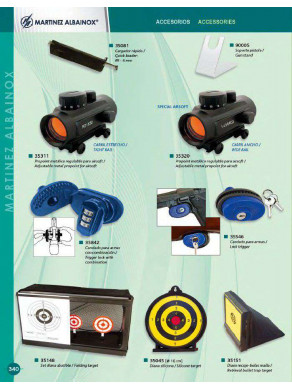 accesorios armas