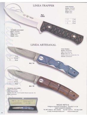 LINEA TRAPPER Y LINEA ARTESANAL