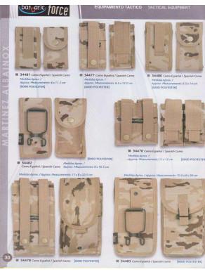 equipamiento tactico camo español