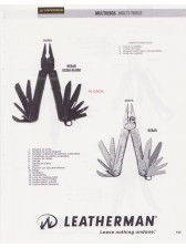 Alicate Leatherman REBAR
