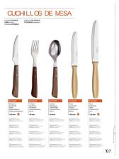 cuchillos de mesa de Arcos
