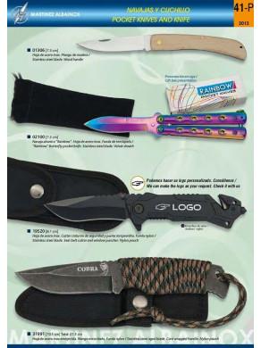 NOVEDAD Navaja y cuchillos...