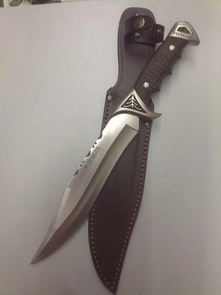 cuchillo de monte modelo toledo 2514 nieto