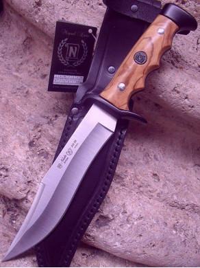 cuchillo de monte cetreria 2402 NIETO