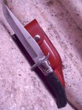 cuchillo plegable laguiole verde