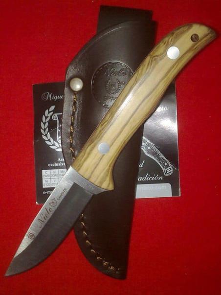 cuchillo de monte de nieto coyote 1058