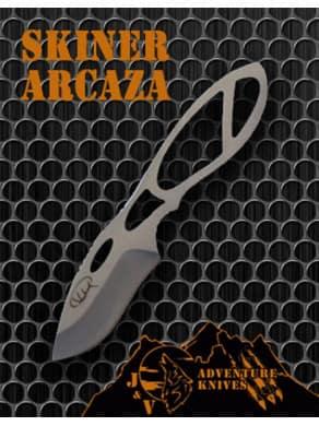 CUCHILLO SKINER ARCAZA 2012 J&V