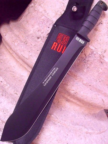 machete cortacañas rui 31800