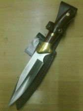 Knife of mount falconry 9007
