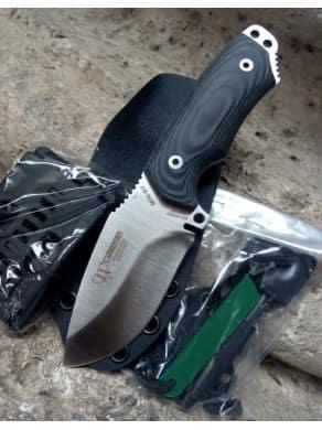 cuchillo boina verde kydex