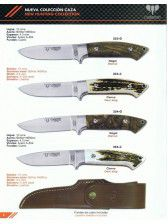 NOVEDAD MACHETE HUNTING SELOUS O HUNTING AKELEY