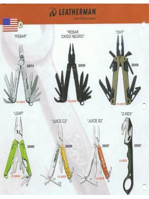 LEATHERMAN ALICATE