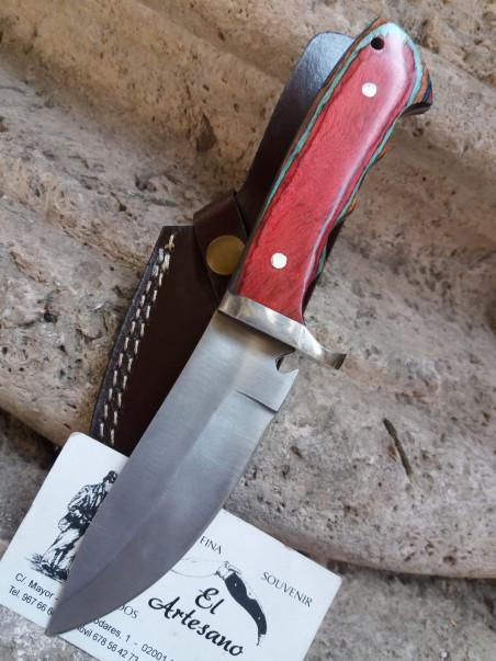 NOVEDAD CUCHILLO BICOLOR 555