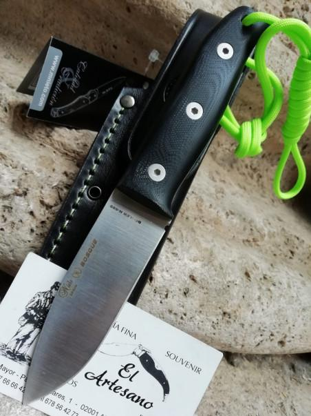 EXCLUSIVO CUCHILLO BOSQUE NIETO G10