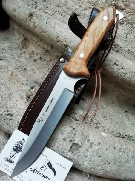 cuchillo de monte de nieto roadrunner 8904