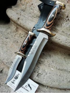 Cuchillo de monte canguro modelo Alpina 8504k
