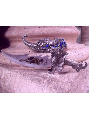 dagger blue dragon 31399