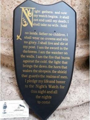 Réplica de la espada Garra de Juego de Tronos ref 10008