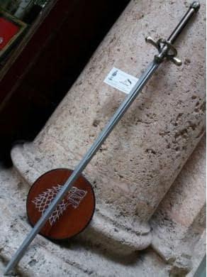 Réplica de la espada Aguja ref 10330 Juego de Tronos