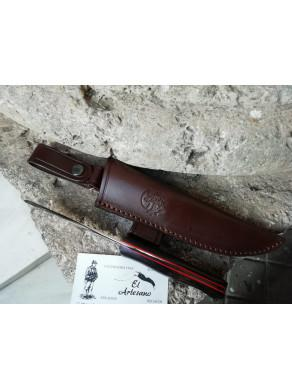 CUCHILLO J&V MODELO WOODLORE GRANADILLO 2018