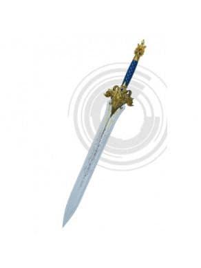 Réplica espada rey Llane World of Warcraft ref S0198