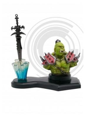 Figura Orco Thrall World of Warcraf ref S6021-4