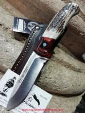 EXCLUSIVO cuchillo de ciervo de nieto 2069