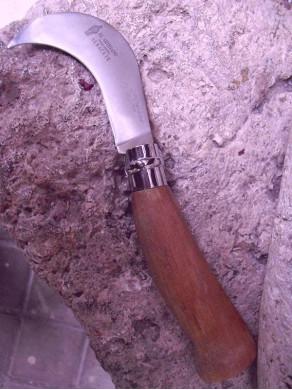 Vendimiar knife extremeña 01560