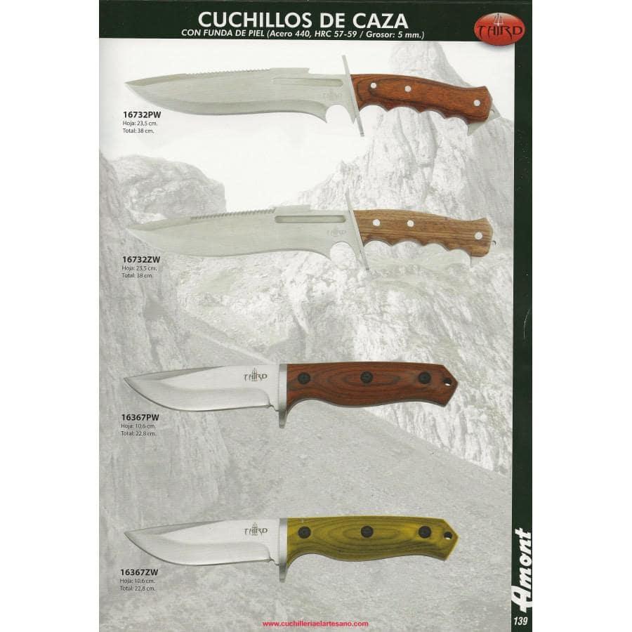 NOVEDAD CUCHILLO  O MACHETE DE CAZA THIRD